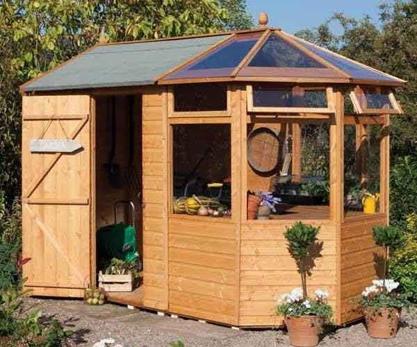Shedstore – One Solution for Your Garden & Home Decoration